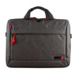 "Tech air TAN1209 notebook case 39.6 cm (15.6"") Messenger case Grey"
