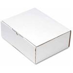 FSMISC MAILING BOX 375X225X150MM OYSTER PK25