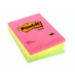 Post-It 660N self-adhesive note paper Rectangle Multicolour 100 sheets