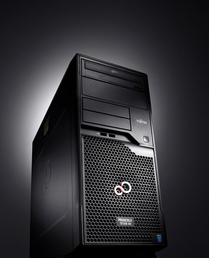 Fujitsu PRIMERGY TX1310 M1 3.3GHz E3-1226V3 250W Tower VFY:T1311SX190GB