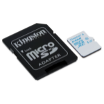 Kingston Technology microSD Action Camera UHS-I U3 64GB 64GB MicroSDXC UHS-I Class 3 memory card