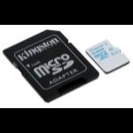 Kingston Technology microSD Action Camera UHS-I U3 64GB 64GB MicroSDXC UHS-I Class 3 memory card