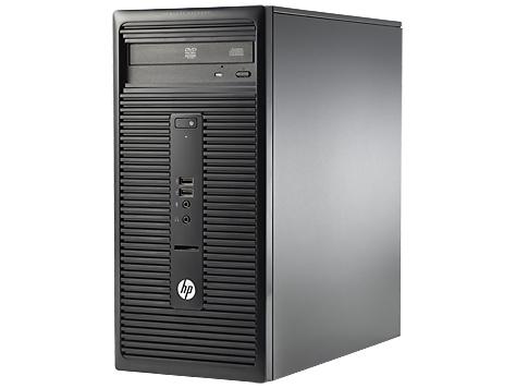 HP 200 280 G1 2.8GHz G1840 Micro Tower Black