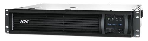 APC Smart-UPS Line-Interactive 750VA Rackmount Black