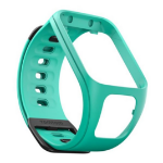 TomTom Runner 2/Spark Watch Strap (Light Green - Small)
