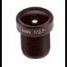 Axis 01860-001 cámaras de seguridad y montaje para vivienda Lente