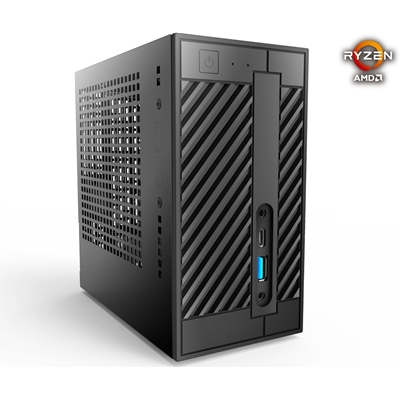 Asrock DeskMini 300 Barebone PC AM4 Socket