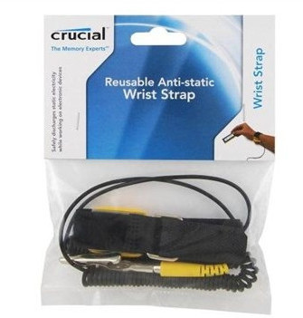 Crucial Wrist Strap