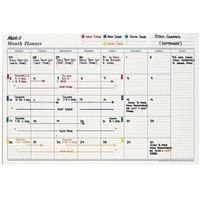 MARKIT MONTH PLANNER MAP MARKETING MP