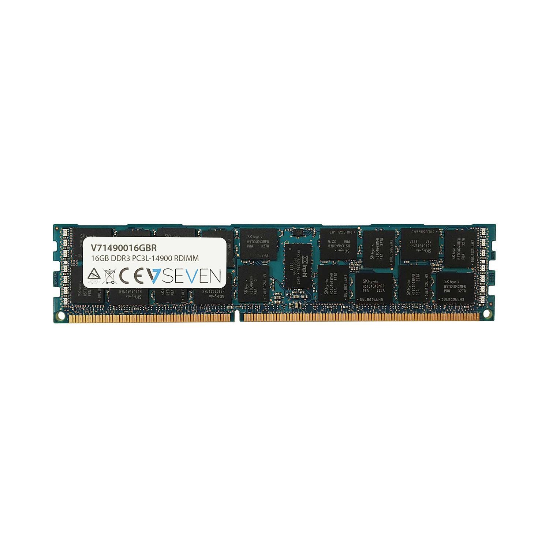 V7 16GB DDR3 PC3-14900 - 1866MHz REG módulo de memoria - V71490016GBR