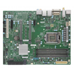 Supermicro X11SCA-W server/workstation motherboard Intel C246 LGA 1151 (Socket H4) ATX