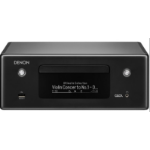 Denon CEOL N10 UK Home audio mini system Black 160 W