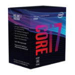Intel Core ® ™ i7-8700 Processor (12M Cache, up to 4.60 GHz) 3.2GHz 12MB Smart Cache Box processor