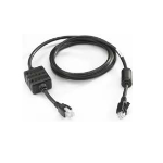 Zebra CBL-DC-381A1-01 Black power cable