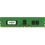 Crucial 4GB DDR4 2133 MT/S (PC4-2133) MEM 4GB DDR4 2133MHz ECC memory module