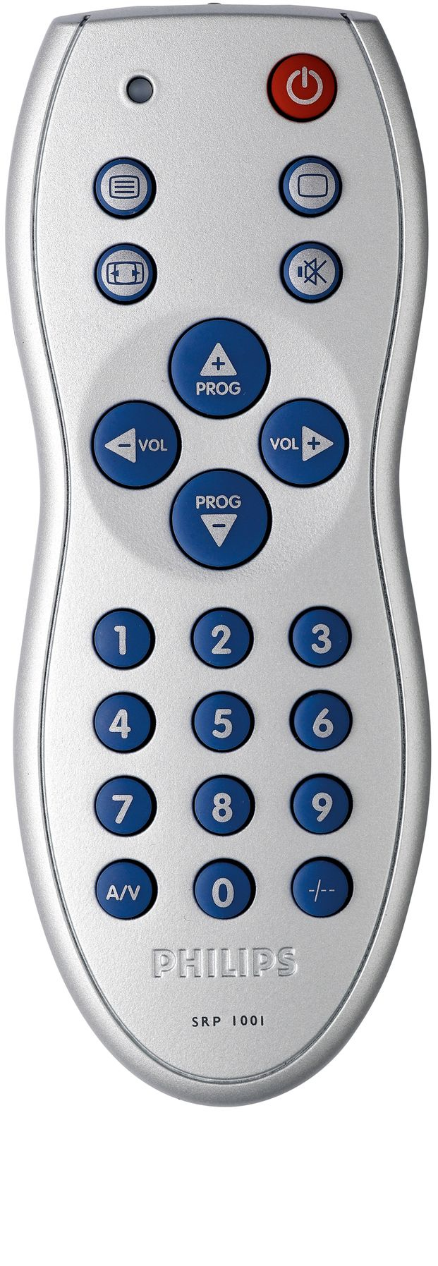 Philips Universal remote control SRP1101