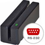 MagTek Mini Swipe Reader (RS-232) magnetic card reader