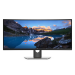 "DELL UltraSharp U3419W LED display 86.7 cm (34.1"") WQHD Curved Matt Black,Grey"