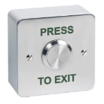 Specialized Security SPB003S exit button Wired