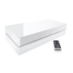 Canton DM 75 soundbar speaker 2.1 channels 200 W White