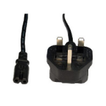 Cables Direct RB-298 power cable Black 2 m