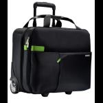 "Leitz Smart Traveller 15.6"" Trolley case Black,Green"