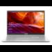 "ASUS X509UA-EJ064T notebook Silver 39.6 cm (15.6"") 1920 x 1080 pixels 7th gen Intel® Core™ i3 4 GB 256 GB SSD Windows 10 Home"