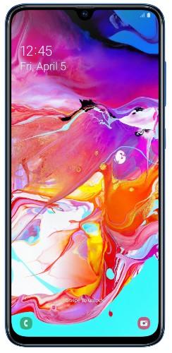 """Samsung Galaxy SM-A705F 17 cm (6.7"""") 128 GB 4G Blue 4500 mAh"""