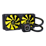 Akasa Venom A20 liquid cooling Processor
