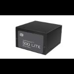 Cooler Master MasterWatt Lite power supply unit 500 W ATX Black