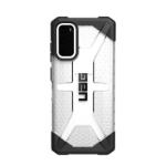 "Urban Armor Gear PLASMA SERIES mobile phone case 15.8 cm (6.2"") Cover Black,Transparent"