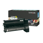 Lexmark C7700YS Toner yellow, 6K pages @ 5% coverage