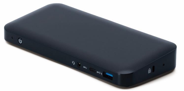 Acer USB Type-C Dock III Alámbrico USB 3.2 Gen 1 (3.1 Gen 1) Type-C Negro