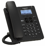 Panasonic KX-HDV130 Wired handset 4líneas LCD Negro teléfono IP dir