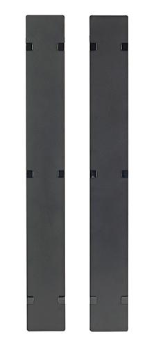 APC AR7586 Straight cable tray Black