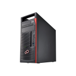 Fujitsu CELSIUS M770 Intel® Xeon® W-2125 16 GB DDR4-SDRAM 256 GB SSD Tower Black Workstation Windows 10 Pro