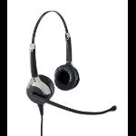 VXi UC ProSet 21V DC Binaural Head-band headset