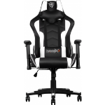 AEROCOOL ThunderX3 TGC22 Series Gaming Chair - Black/White