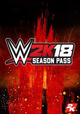 Nexway WWE 2K18 Season Pass Video game downloadable content (DLC) PC Español