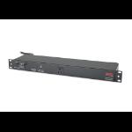 APC Rackmount SurgeArrest 9AC outlet(s) 120V Black surge protector