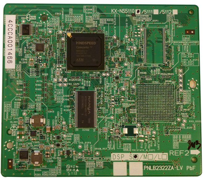 Panasonic KX-NS5110X Green IP add-on module