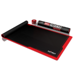 Nitro Concepts DM12 Black, Red Gaming mouse pad