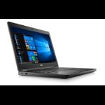 """DELL Latitude 5480 2.8GHz i7-7600U 14"""" 1920 x 1080pixels Black Notebook"""