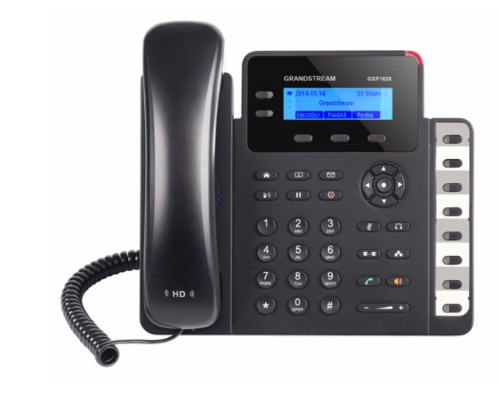 Grandstream Networks GXP1628 telephone DECT telephone Black