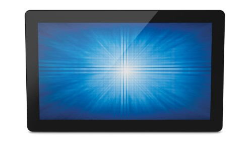 "Elo Touch Solution 1593L touch screen monitor 39.6 cm (15.6"") 1366 x 768 pixels Black Single-touch"