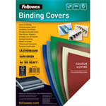 Fellowes FSC Certified Leathergrain Covers binding cover