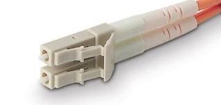 Hewlett Packard Enterprise 5m LC-LC fibre optic cable Orange