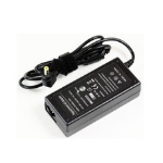 MicroBattery MBA2126 Indoor Black mobile device charger