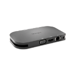 Kensington SD1610P USB-C Mobile Dock w/ Pass-Through Charging for Microsoft Surface Devices