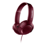 Philips On ear headphones SHL3070RD/00